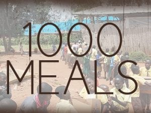 1000 Meals for 1000 Followers