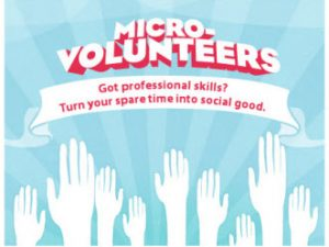What is Microvolunteering: How Does it Work?