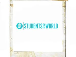 April Snapshot: Students of the World