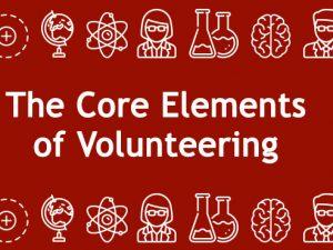 Volunteering: the Core Elements