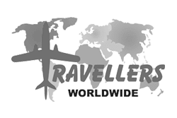 travellers worldwide logo