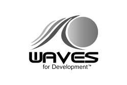 waves for development logo