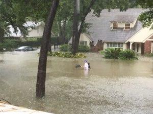 Relief Teams Respond to Hurricane Harvey
