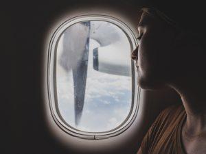 Getting Sleep at 39,000 Feet