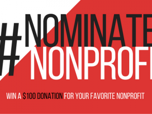 Nominate a Nonprofit 2017