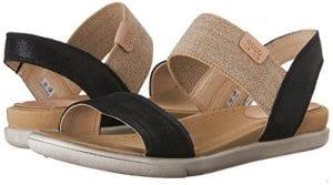 Ecco Footwear Womens Damara Ankle Gladiator Sandal