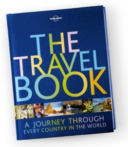 valentines day gifts lonely planet travel book