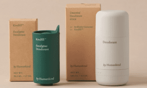 by humankind refillable deodorant