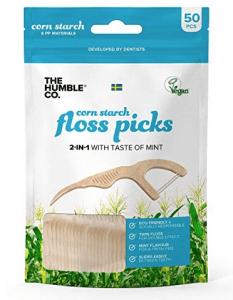 corn starch floss picks