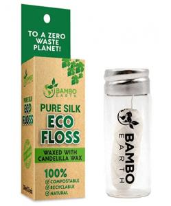 eco friendly bambo earth floss