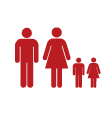 Individuals or families