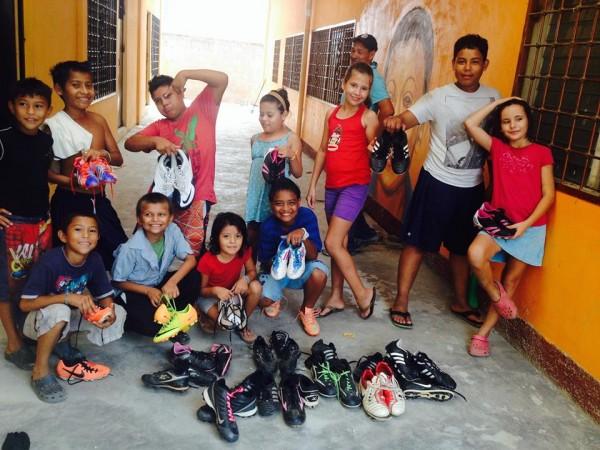 Students Helping Honduras